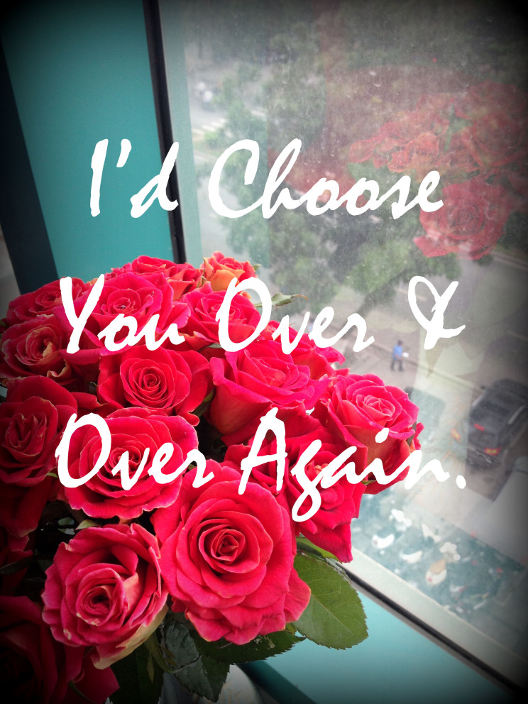 Choose You Over Again