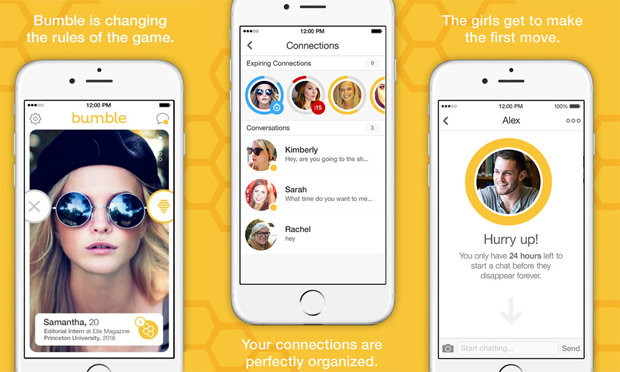 dating apps like tinder and bumble application form